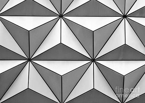Sabrina L Ryan - Geodesic Pyramids