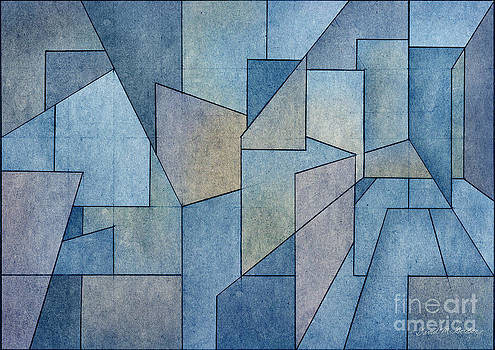 David Gordon - Geometric Abstraction III