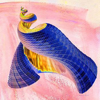 Deborah Benoit - Geometric Shell Art