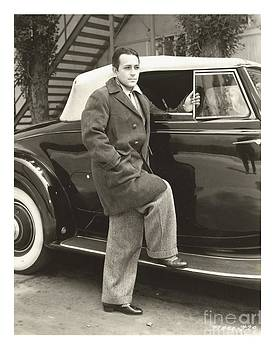 CSlater - George Raft w Lincoln