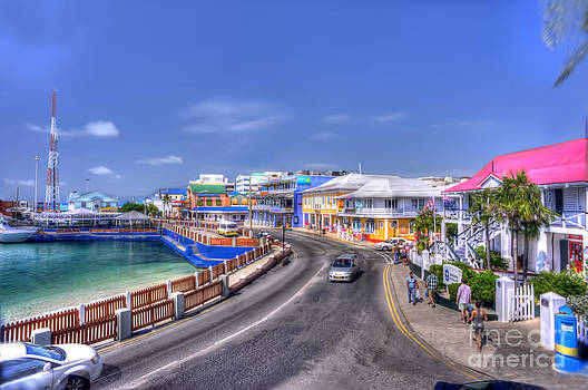 Dan Friend - George Town in the Cayman Islands