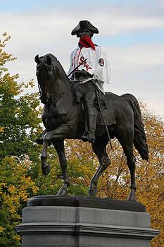 Juergen Roth - George Washington a True Boston Red Sox Fan