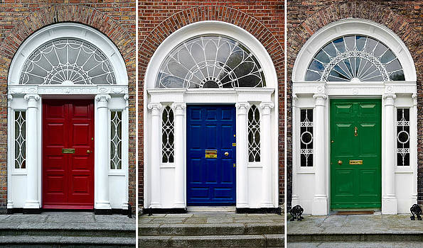 Jane McIlroy - Georgian Doors - Dublin - Ireland