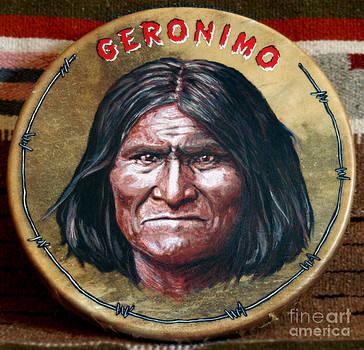 Geronimo Drum by Stu Braks