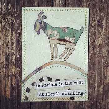 Gertrude by Casey Rasmussen White