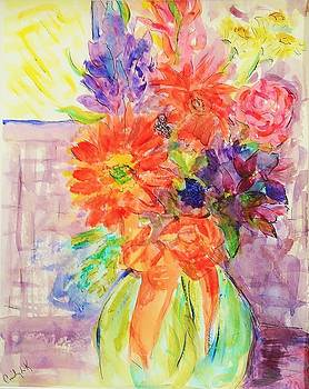Get Well Bouquet by Cindy Lawson-Kester