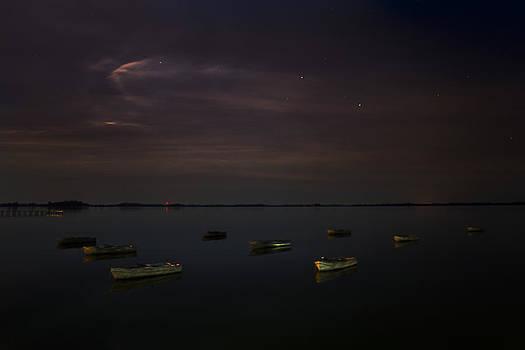 Ghost Boats by Alfredo Daniel Rougouski