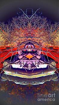 Ghost car by Karen Newell