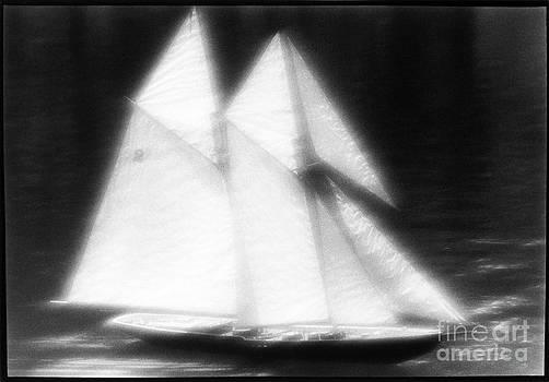Ghost Ship by Tony Cordoza
