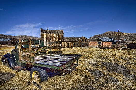 Ghost Town  by Jason Abando