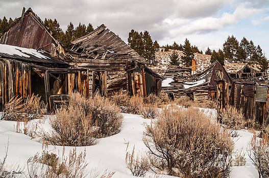 Ghost Town by Sue Smith