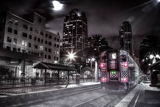 Ghost Train by Robbie Snider