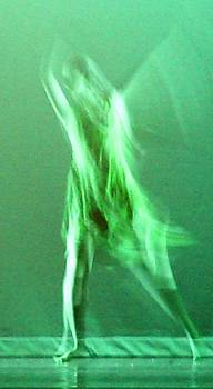 Ghostly Dancer by Dr Joseph Uphoff
