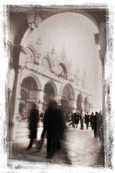 Ghosts of St Marks by Andrew James