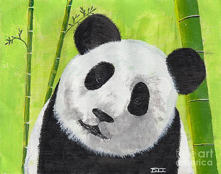 Giant Panda by David Jackson