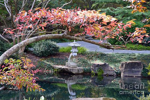 Gibbs Garden by Nancy Bradley
