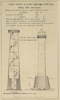 Jerry McElroy - Public Domain Image - Gibbs Hill Lighthouse