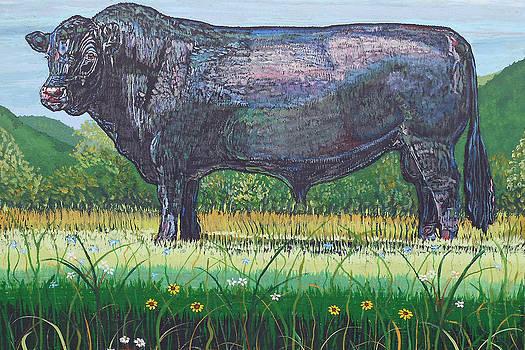 Gillam's Bull by Sandra Wilson