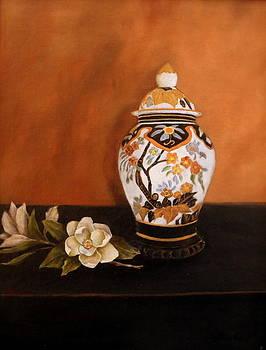 Ginger Jar by Anne Barberi