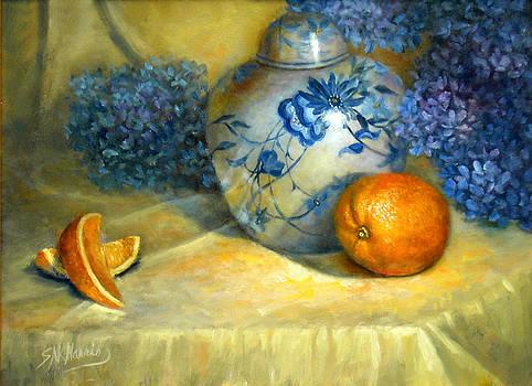 Ginger Jar by Sharen AK Harris