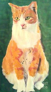Ginger by John Morris