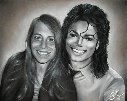 Giovanna and Michael by Alaina Ferguson
