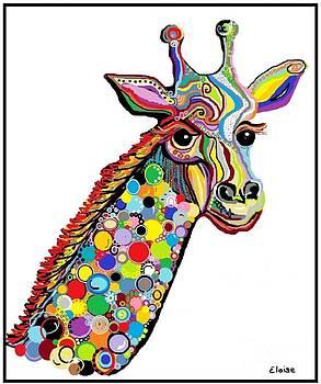 Giraffe by Eloise Schneider