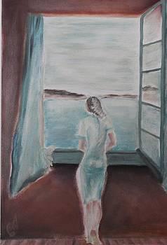 Open desire by Alina Craciun