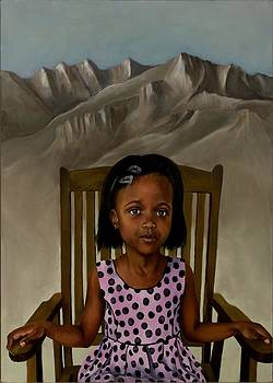 Girl from the Mountain Kingdom by Jolante Hesse