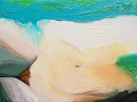 Girl on Side by Joseph Demaree