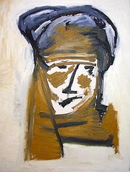 Girl by Stefan Hermannsson