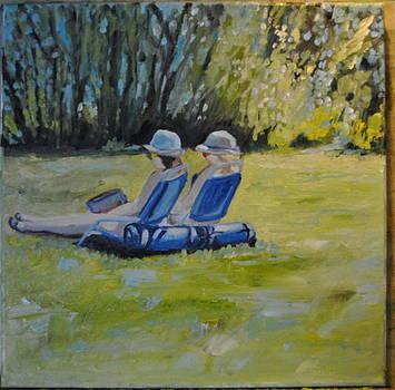 Girlfriends by Jody Smith