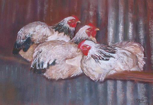 Girls Night In by Lynda Robinson