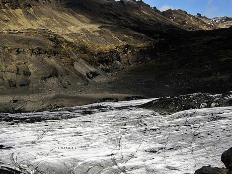 Glacial Journey by Dan Kincaid