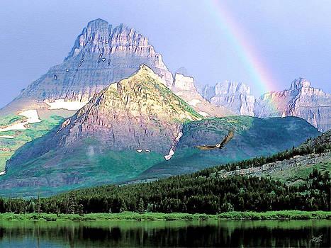 Glacier National Park by Tom Schmidt