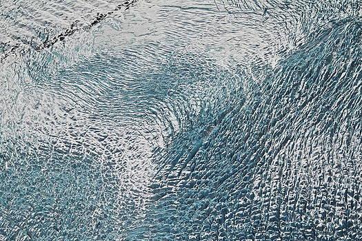 Glacier Patterns by Donna Quante