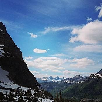 #glaciernationalpark by Sacred  Muse