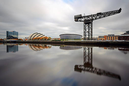 Glasgow Clyde Waterfront by Grant Glendinning