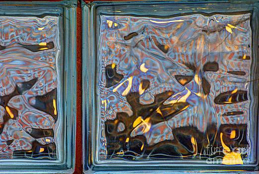 Glass bricks 4 by Jim Wright