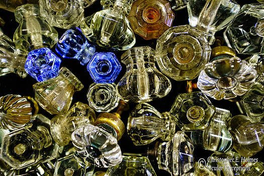 Christopher Holmes - Glass Knobs