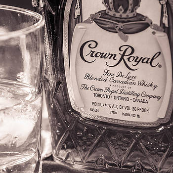 Glass of Crown by Nathan Hillis