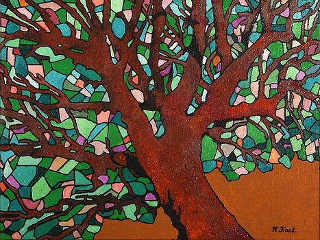 Glass Tree by Wendell Fiock