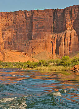 Glen Canyon  Page AZ by Gail Maloney