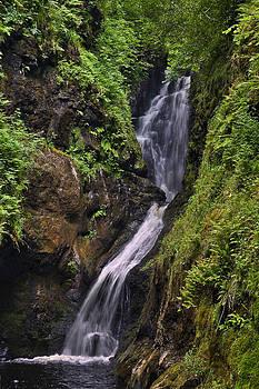 Jane McIlroy - Glenariff Waterfall