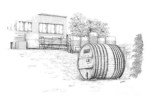 Glenora Winery by Steve Knapp