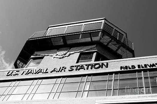 Glenview Naval Air Station Tower by Jason Feldman