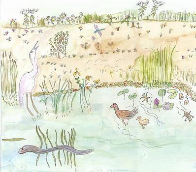 Glenwood Landing by Helen Holden-Gladsky