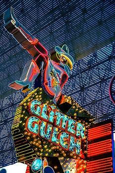 Glitter Gulch by William Shevchuk