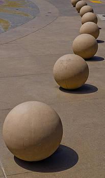 Globes by Philip Chiu