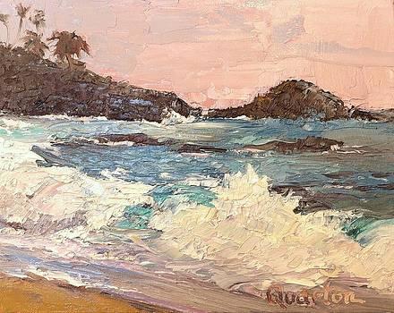 Glorious Surf by Lori Quarton